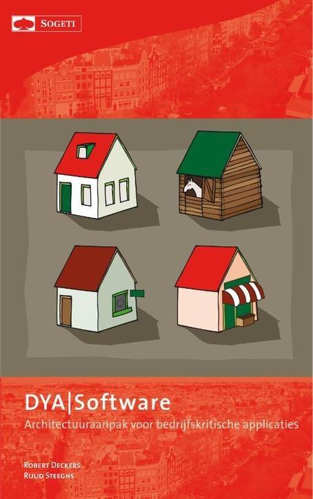 Er zijn nauwelijks bedrijfsprocessen waarin geen software gebruikt wordt. De rol van software binnen organisaties is steeds belangrijker geworden en systeemrealisatie is grootschaliger en complexer geworden. Voor een optimale bedrijfsvoering is het nodig dat de softwaresystemen unieke eigenschappen hebben die de strategie van een organisatie ondersteunen. DYA Software maakt de bestaande literatuur over softwarearchitectuur niet overbodig. DYA Software is een unieke toevoeging.