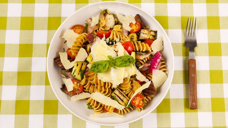 ... whole wheat rotini 9 10 hayley s made twice second time with feta and