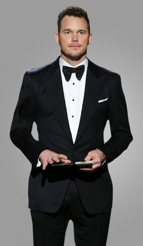 Online Buy Golden Globe Awards Suit for men. Spectacular look for the young ones, Chris Pratt Tuxedo Suit made perfect for comfortable and stylish wear at Desert Leather.  #ChrisPratt #TuxedoSuit #GoldenGlobeAwards #Fashion #Cosplay #geektyrant #celebrity #geek #sale #Shopping #MensWear #MensFashion #MensOutfit