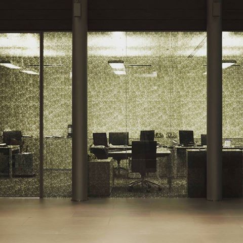 #digitalprint #luxury #office #glass #vetro