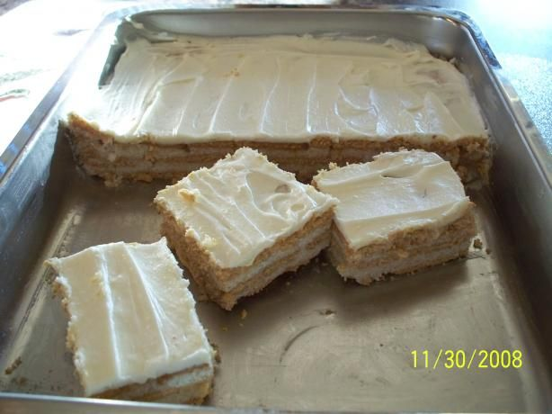 Cake With Cream Of Wheat : Cream of Wheat Squares Recipe Cream of wheat, Eggs and ...