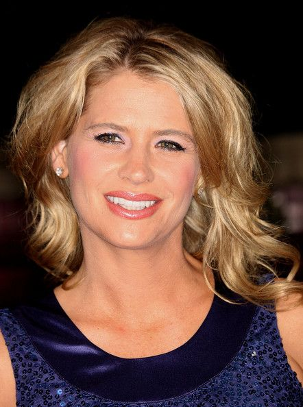 Actress Kristy Swanson attends the QVC Red Carpet Style event at the Four Seasons Hotel on March 5, 2010 in Beverly Hills, California.