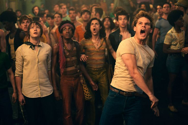 Find out why Richard Lawson delivered this scathing review of director Roland Emmerich's, Stonewall.