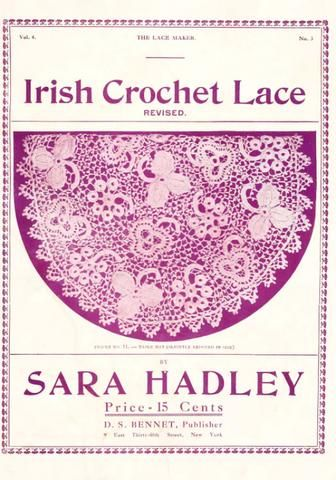 The Antique Pattern Library has scans of old crochet, knitting and other needlework patterns that are in the public domain.  All are free, but donations are welcome too.