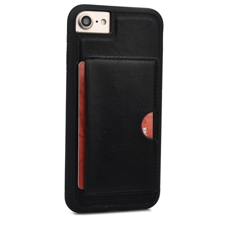 Kroo Slim TPU and Card Case for Apple iPhone 6, 6S, 7