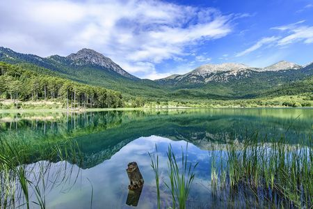 Lake Doxa Feneou Hellas Photo by NIKOS T. — National Geographic Your Shot