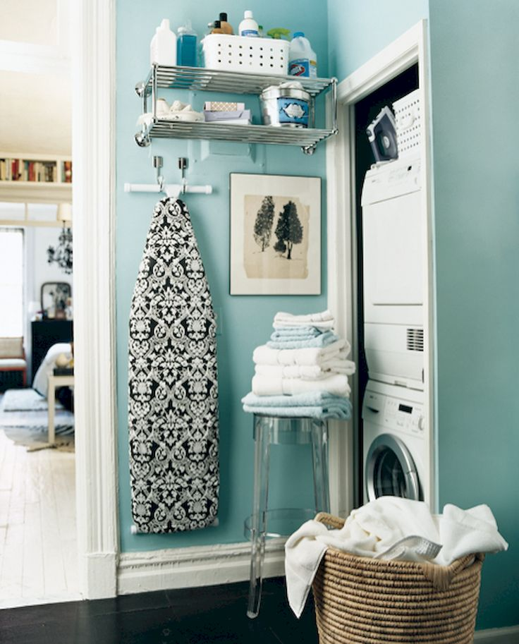Adorable 60 Amazing Tiny Apartment Laundry Room Decor Ideas https://homstuff.com/2017/07/13/60-amazing-tiny-apartment-laundry-room-decor-ideas/