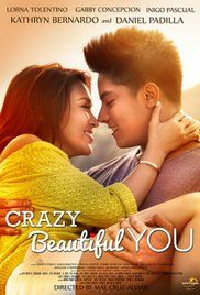 Watch Crazy Beautiful You Full Movie Free. A spoiled young girl is forced to tag along with her mom on a medical mission in Tarlac. There she meets a young man from a different world who shows her another side of life.