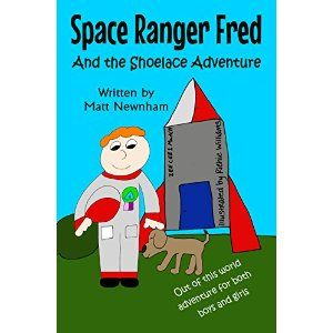 #Book Review of #SpaceRangerFredandTheShoelaceAdventure from #ReadersFavorite - https://readersfavorite.com/book-review/space-ranger-fred-and-the-shoelace-adventure  Reviewed by Lucinda Weeks for Readers' Favorite  Space Ranger Fred and the Shoelace Adventure by Matt Newnham is an exciting science fiction novel, great for elementary and middle school aged children. In this thrilling adventure story we meet Fred Sanders, a six-year-old boy. Fred's biggest dream in life is...