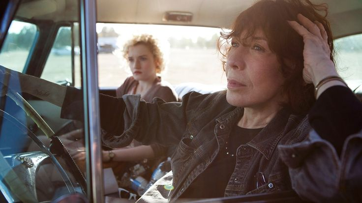 Check out allSlate's interviews from the2015 Sundance Film Festival. In Paul Weitz's Grandma, Elle (Lily Tomlin) has just broken up with her girlfriend when her granddaughter Sage (Julia Garner), comes to her in desperate need of help. Over the course of a day, the two clash and connect as things...