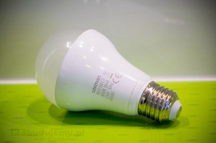 żarówka led białe mocne światło test żarówki - Led, żarówka, Oświetlenie, światło