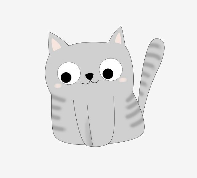 Gray Gray Kitten Kitten Cute Pet Cute Cat Cartoon Cat Hand Painted Cat Cute Pet Png Transparent Clipart Image And Psd File For Free Download Grey Kitten Kittens Cutest Kitten Cartoon