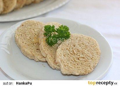 Celozrnné špaldové knedlíky recept - TopRecepty.cz