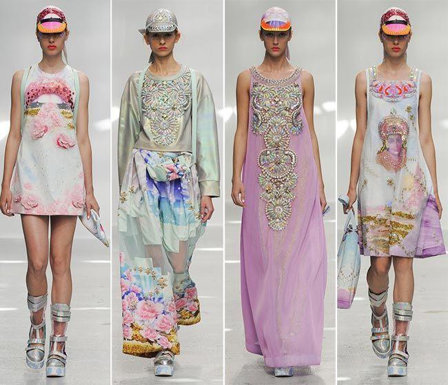 Manish Arora Spring/Summer 2015 Collection - Paris Fashion ...