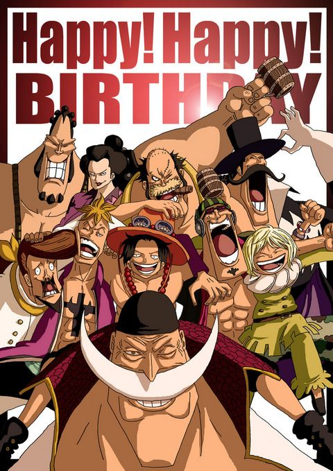 Whitebeard Pirates.