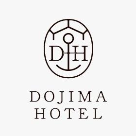 堂島ホテルのロゴ:要素をまとめあげる | ロゴストック