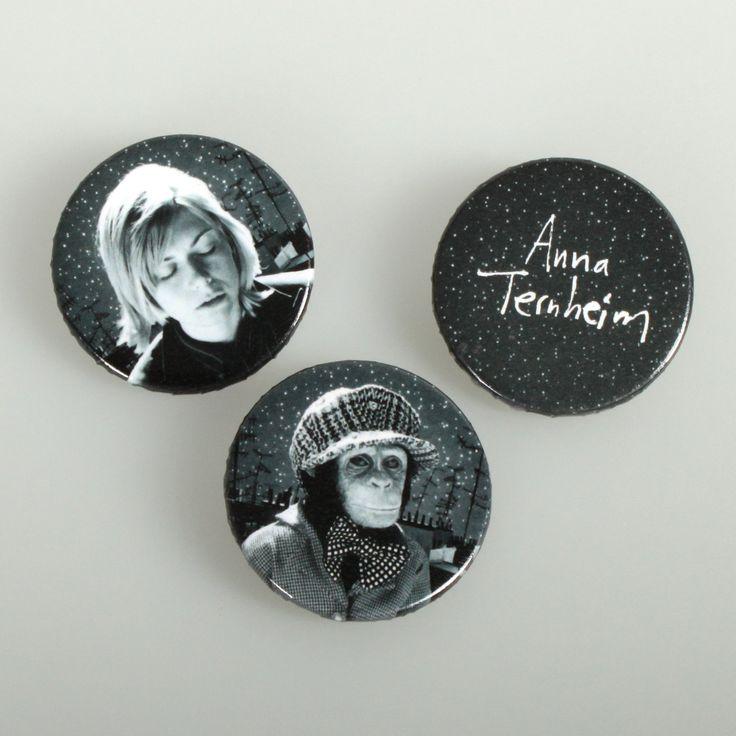Anna Ternheim pins merchworld.se/products/annaternheim