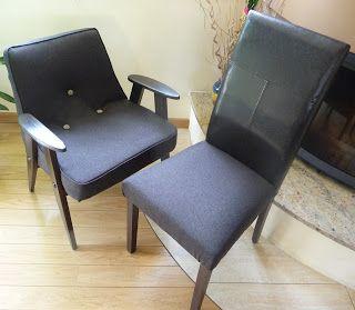 renowacja krzesła