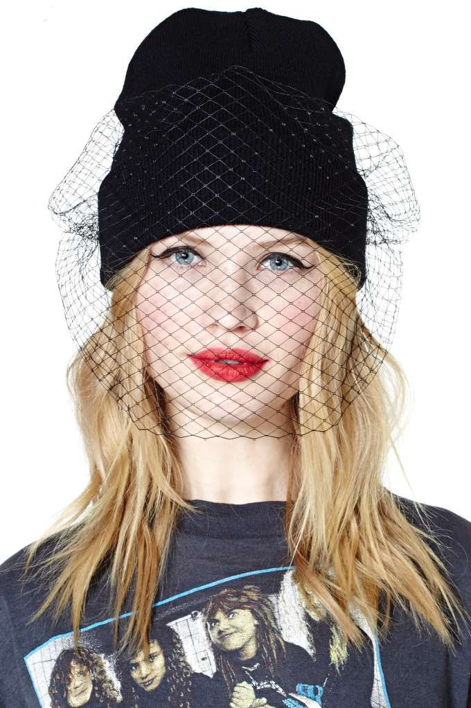 Unveiled Beanie | Shop Hair + Hats at Nasty Gal