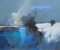 Les 25 meilleures id es de la cat gorie paysages abstraits sur pinterest peinture abstraite de - Tuto peinture abstraite contemporaine ...