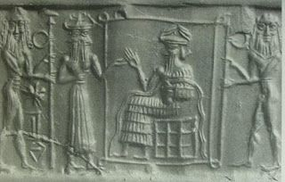 HIstory: Enki The Anunnaki God from Nibiru that fashioned A...