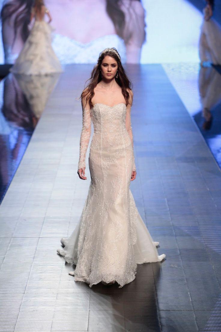 Fashion bride 2016 - Collection ALESSANDRARINAUDOLOOKBOOK. TRUDY ARAB16619. Wedding Dress Nicole.