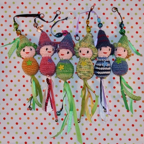 Free pattern  Ravelry: Dreamland Dangle pattern by Inkie Goijer