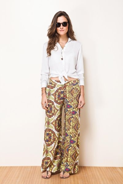 Su Misura per Me: Go to shop - calça pantalona