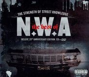 The Best of N.W.A. [CD/DVD] [CD] [PA], 77715