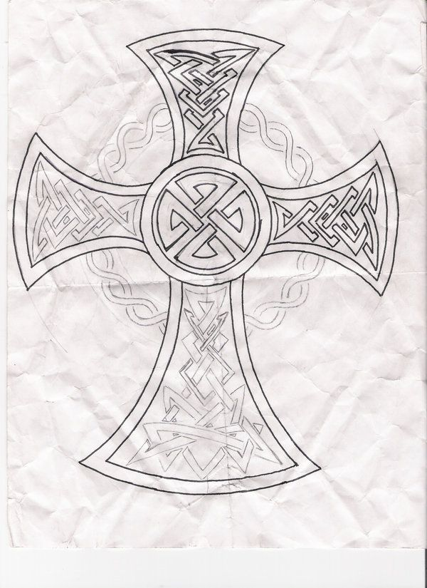 celtic cross drawings celtic cross tribal tattoo celtic artworks pattern pinterest. Black Bedroom Furniture Sets. Home Design Ideas