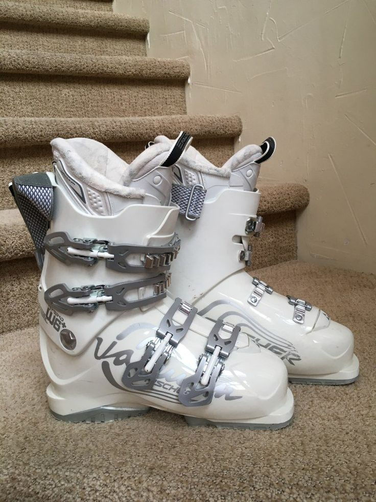 #Fischer #Ski #Boots, Women's 25.5 Sporting Goods - #SteamboatSprings, CO at #Geebo