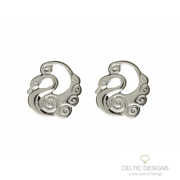 c irish silver green jewellery celtic crystal earrings r shop claddagh authentic mccormack dublin sterling shamrock stud