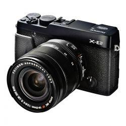 Fujifilm X-E2+ XF 18-55 negru - F64