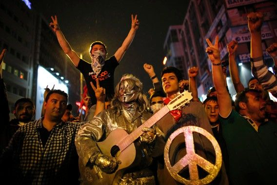 """""""We Are Workers by Day and Resisters by Night"""" A first-person account from inside Turkey's massive uprising."""