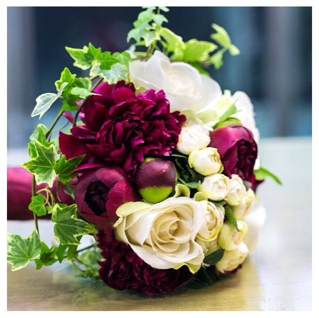 Jewel Tone Wedding Flowers: 17 Best Images About Jewel Tone Weddings On Pinterest