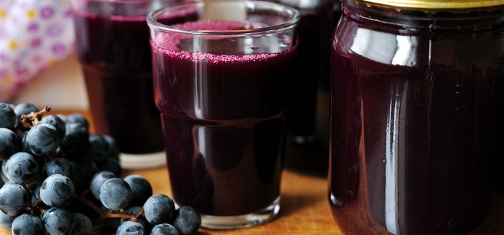 Grape juice is not just be tasty or refreshing. It is healthy. In this article, we list the various benefits of grape juice for health, hair and skin.