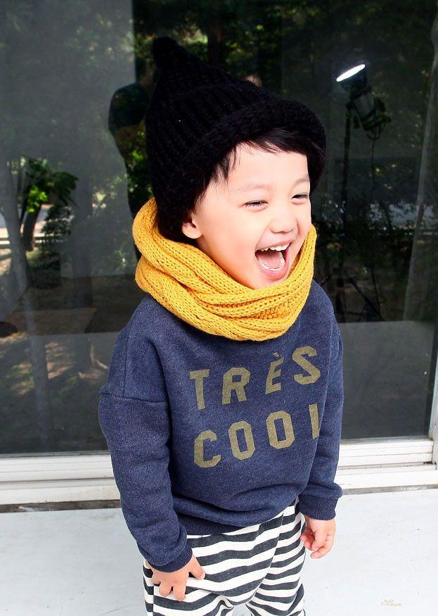 Love!! kid's fashion