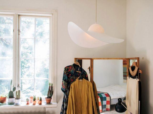 quand les luminaires deviennent beaux luminaires lamps lighting pinterest suspension. Black Bedroom Furniture Sets. Home Design Ideas
