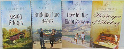 Heartsong Romance Novel Four Book Set Bundle Collection, ... https://www.amazon.com/dp/B01M3T6K3P/ref=cm_sw_r_pi_dp_x_cGVfzbQH6QAS9