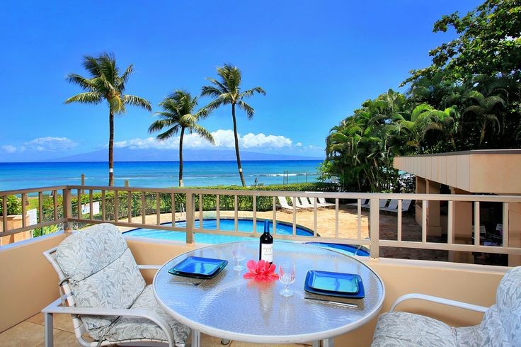 #123 Oceanfront Vacation Rental Home in Honokowai... http://www.islandsothebysrealty.com/listing/376308-3615-lower-honoapiilani-rd-123-napilikahanahonokowai-hawaii-96761/ Paki Maui #123 in Honokowai is listed by Heidi Dollinger, R(S). Compare this to any other property in West Maui, and you will find this a great value! Get ready for winter whale watching and famous Maui sunsets! For more see MLS #376308.
