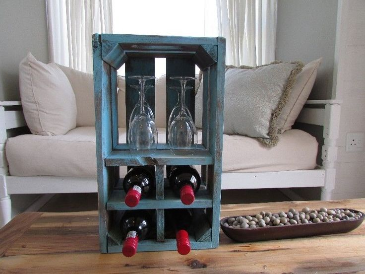 Cabinets Rustic Crate Style