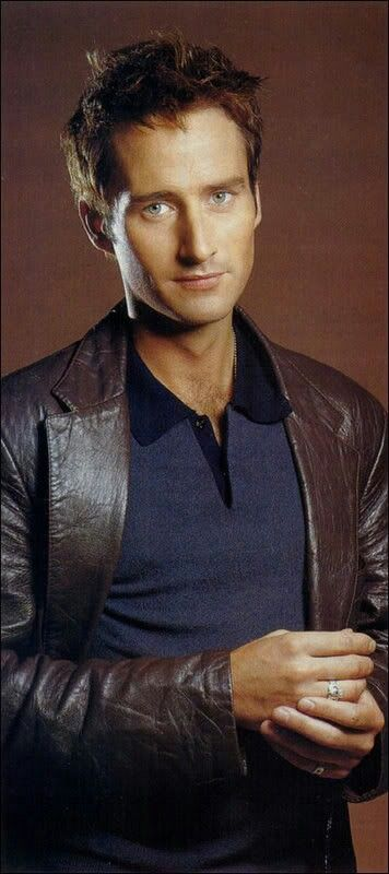 "Glenn Quinn | During my most hormonal years, he was the only reason I was still watching ""Roseanne"" anymore. I mainly preferred the show BEFORE Darlene got all broody and wore black all of the time. Anyway, he is sadly another actor who died too young on account of a drug addiction."