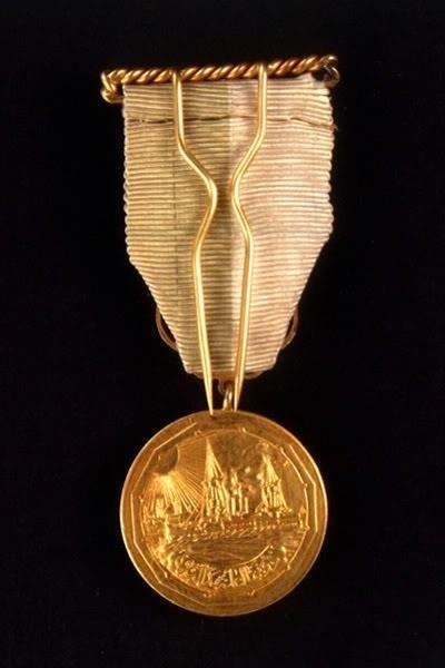 Osmanlı donanma madalyası