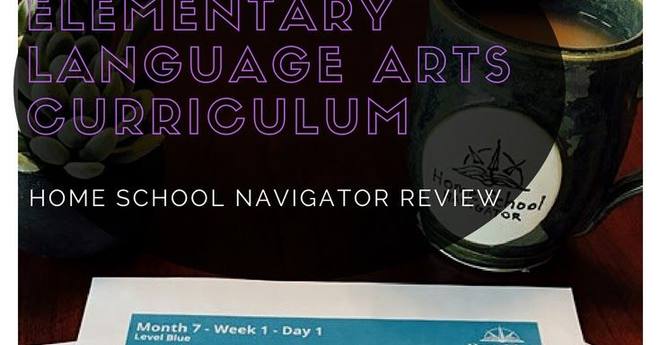 Elementary comprehensive language arts curriculum review