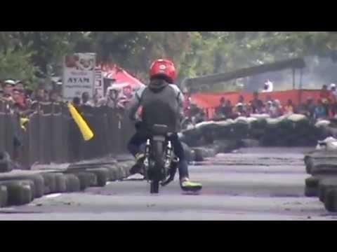 APES ! Yamaha Crypton Mesin Brebet JUMP START Pula - Joki Pemula Ipan DK...