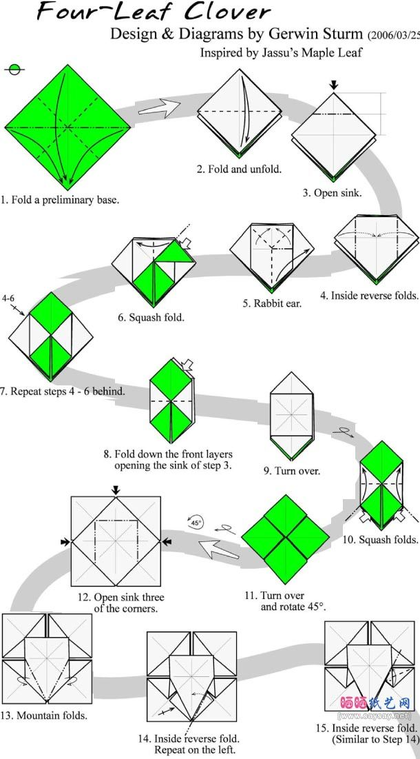 271 best images about origami leaves on pinterest how to