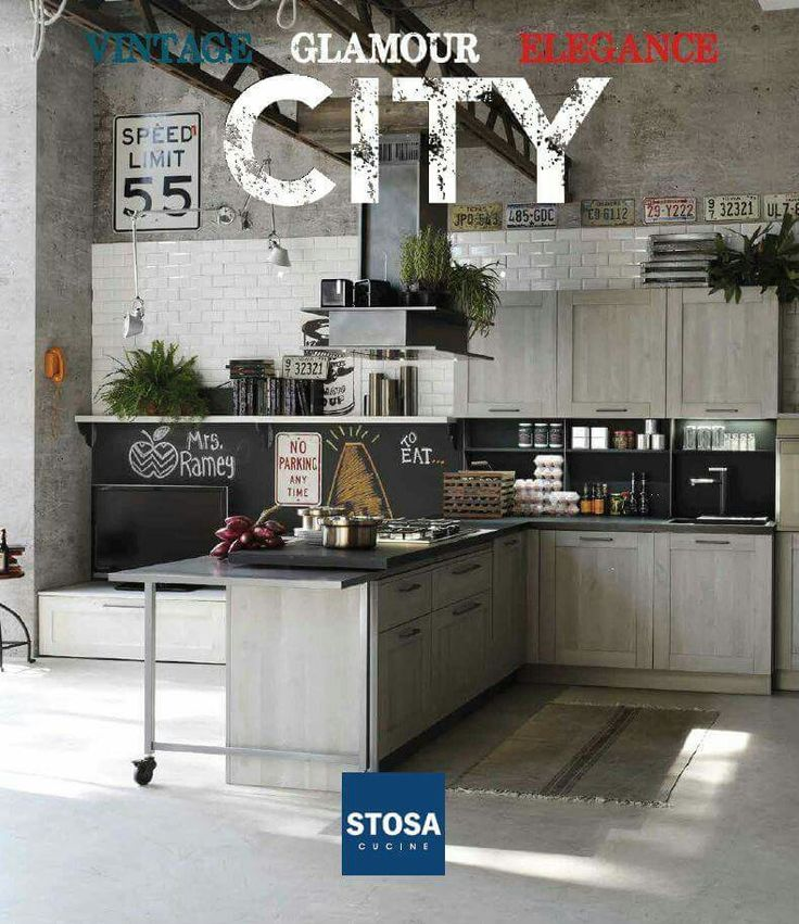 New models winter 2015 Stosa cucina