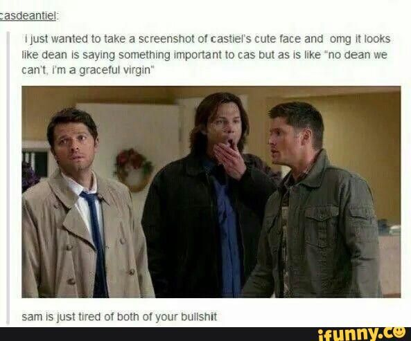 spn, supernatural, tumblr, tumblrpost