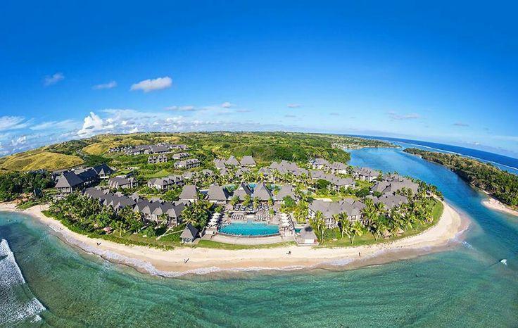 Intercontinental Hotel-Fiji beach