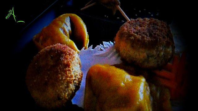 La cuisine de Christine: Croquettes de crabe